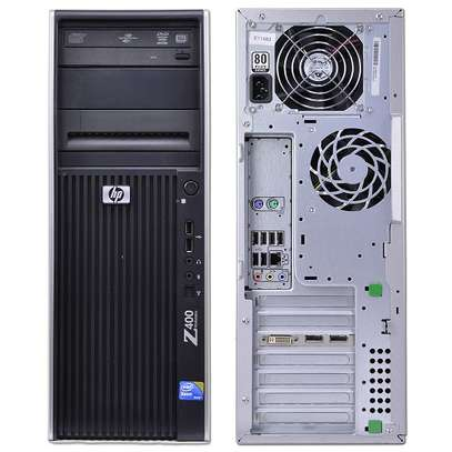 Hp Z400 Xeon workstation image 1