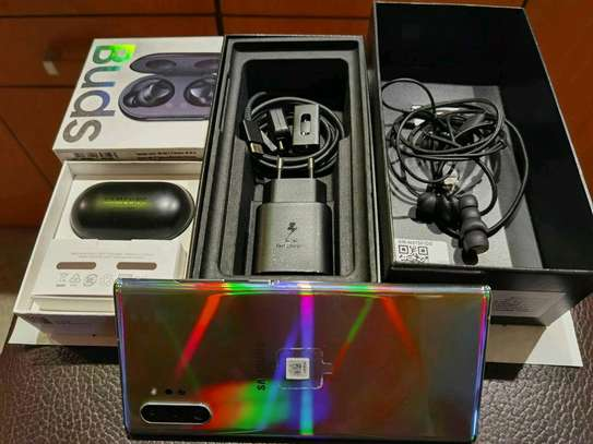Samsung Galaxy Note 10 Plus 5G | 512 gb Gigabytes | Black image 2