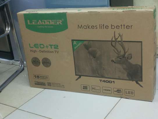 Leader 40inches digital tv