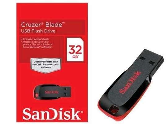 32gb San disk flash drive image 1