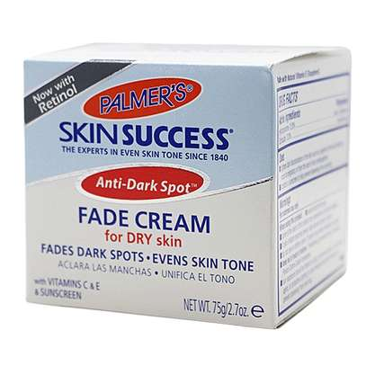 Palmers Skin Success Fade Cream Dry Skin 75g Carrefour