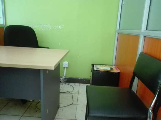 Furnished Offices to Let