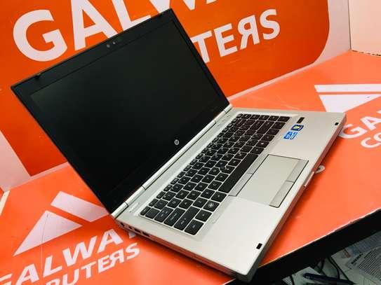 Hp EliteBook 8460p Core i5 4GB Ram 500GB HDD 2.5GHz Speed 14-inch Display image 2