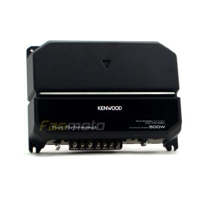 Kenwood KAC-PS702EX 500W Performance Series Stereo Power Amplifier image 1
