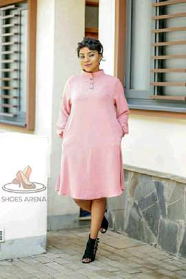 Free size Shirt dresses image 5