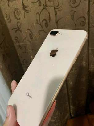 An Apple Iphone 8 Plus [ 256 Gigabytes Red] image 2