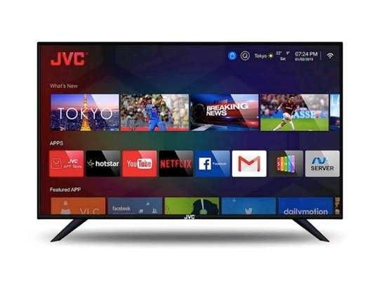 Nobel 50″ Android Smart 4K Tv with Frameless Screen image 1