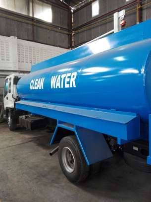 Pure Clean Water Tanker Supply Services in Nairobi
