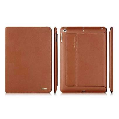 RichBoss Leather Book Cover Case for iPad Air 1 and Air 2 9.7 inches image 5