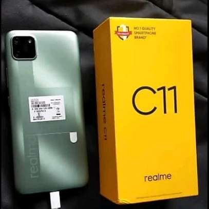 Realme C11 brand new and sealed in a shop. image 1