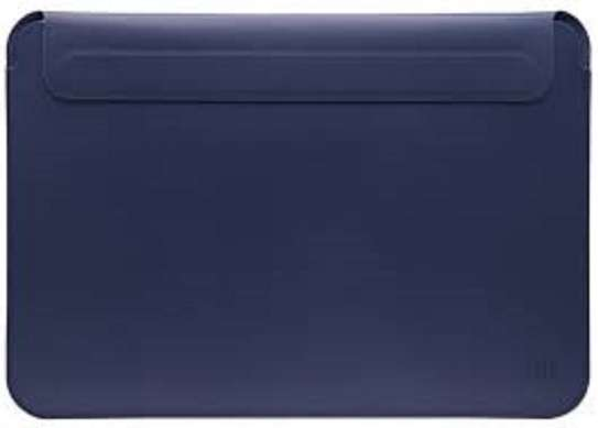 WIWU Skin Pro II 13 Inch Ultra-thin PU Leather Protective Case Forbook Air-Blue image 1