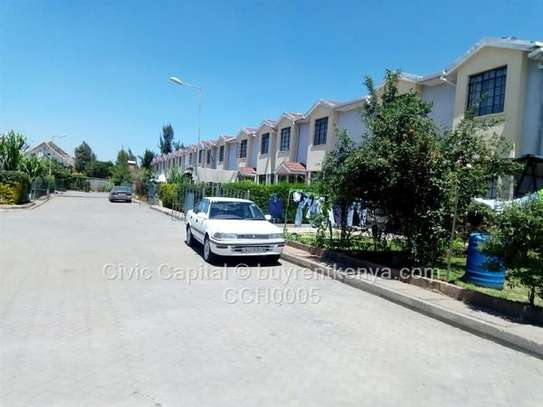 4 bedroom townhouse for rent in Syokimau image 1