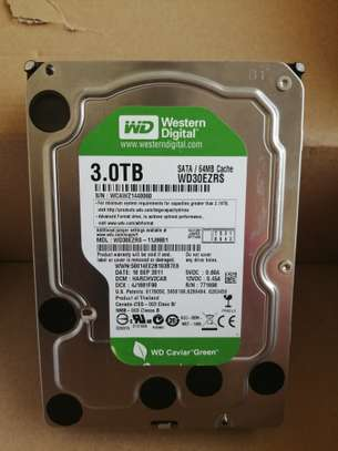 Internal 3TB Desktop Harddisk
