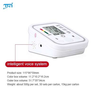 High Blood Pressure Monitor Portable & Household Arm Band Type image 4