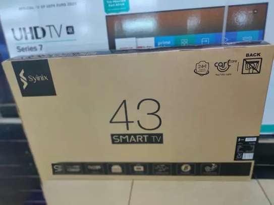 Synix 43 Inches Smart TV image 1