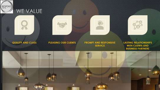 Bespoke Lighting image 4