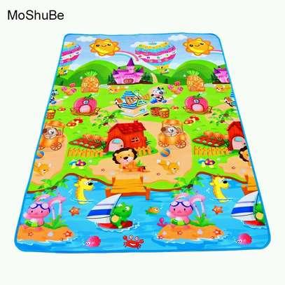 Double Face Waterproof Kids Floor Carpet image 2