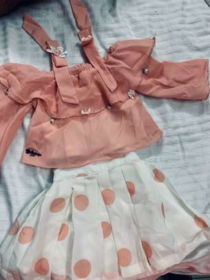 Tutu Skirt and Top