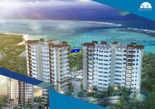 3 BEBROOM Nyali Jumeira Beach Apartments For Sale image 1