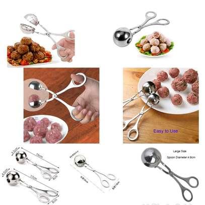 Meat ball maker image 1