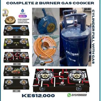 complete gas cooker image 1
