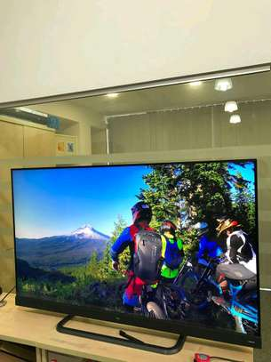 TCL 55 Inches Android Smart with Onkyo Soundbar image 1