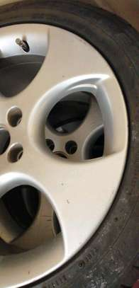 Vw Original Golf Gti Mk5 rims size 17. Profile 225 45 17. image 2