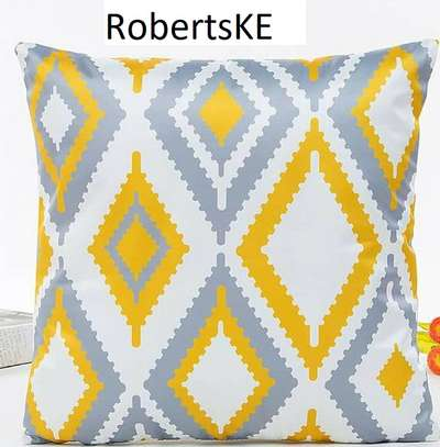 LUXURY DESIGNED THROW PILLOW COVERS image 2