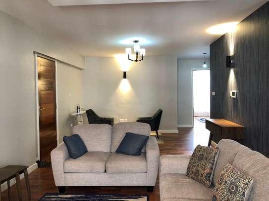 Furnished 3 bedroom apartment for rent in Kilimani image 2