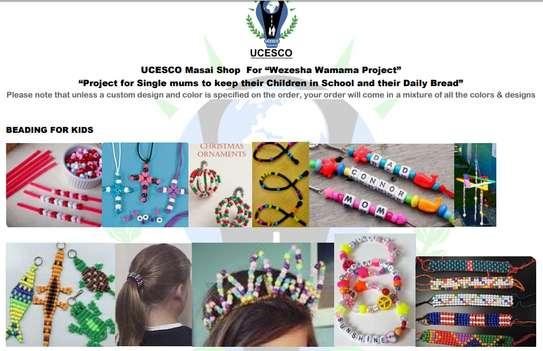 UCESCO Affordable African Vitenge and design image 7