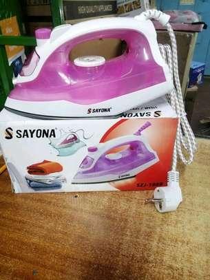Sayona steam iron box image 1