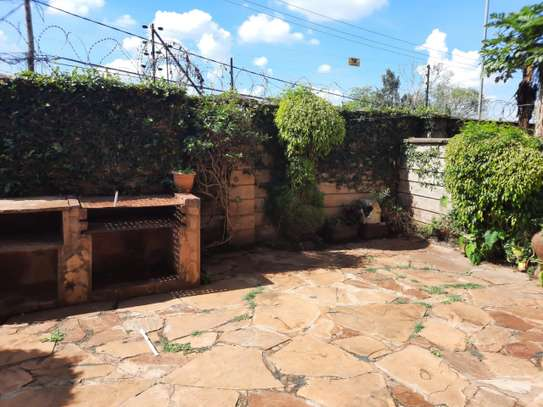 Lovely 3 Bedrooms House To Let in Kileleshwa image 14