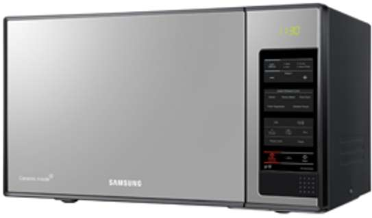 MICROWAVE SAMSUNG  MG402MADXBB: GRILL + OVEN image 1