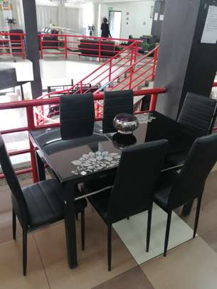 Four seaters, dinning tables image 2