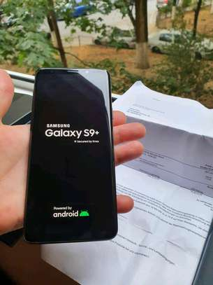 Samsung Galaxy S9 Plus  [ 256 Gigabytes ] image 1