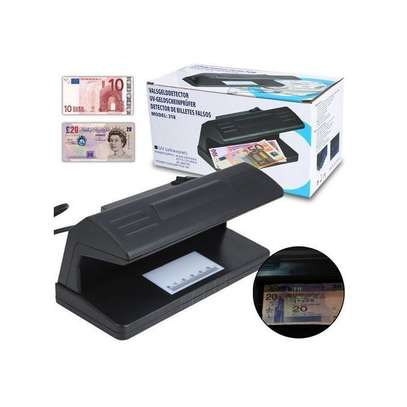 Fake Money Detector Machine with ON/OFF Switch image 1