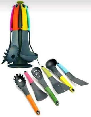 Spoon set Nonstick image 1