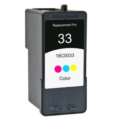 18C0033 Lexmark inkjet cartridge image 1