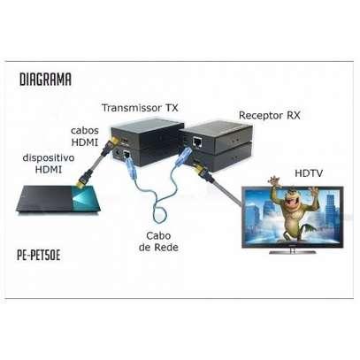 30m Vga Extender over Cat 6 Ethernet image 3