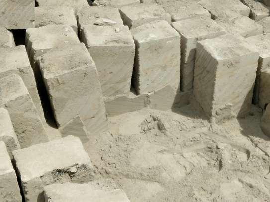 Machine Cut Building Bricks image 2