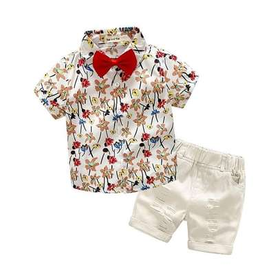 weekend baby boy outfit image 1