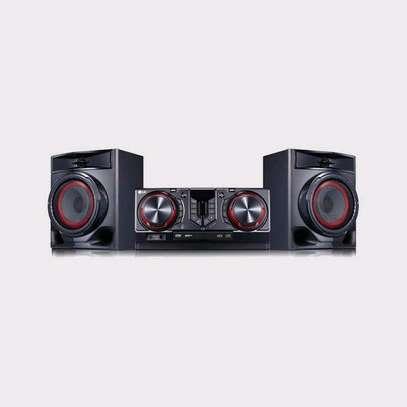 LG CJ44 480W Hi-fi Audiosystem with Bluetooth Connectivity, Xboom image 1