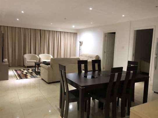 Furnished 2 bedroom apartment for rent in Waiyaki Way image 1