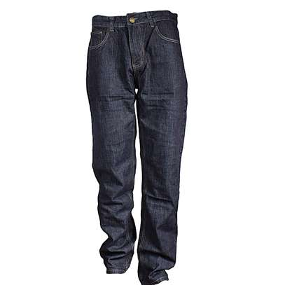 Quality Dark Blue Jeans. image 1