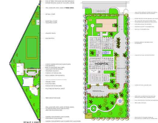 MASTER PLANNING AND SITE PLANNING