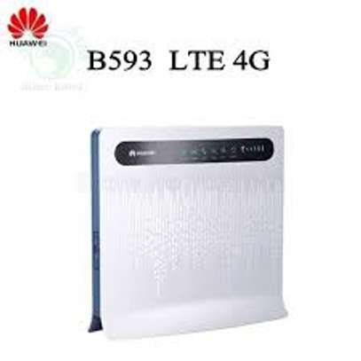 Huawei B593 LTE 4G Wireless Router image 1