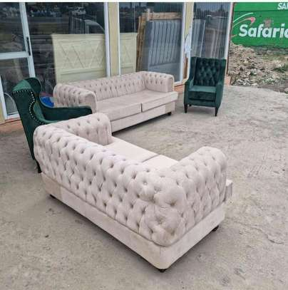 3-2-1-1 sofa design /modern sofa design for sale in Nairobi Kenya image 1