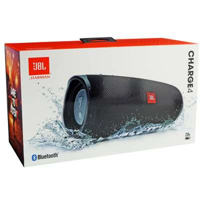 Charge 4 Bluetooth Speaker - Generic image 1