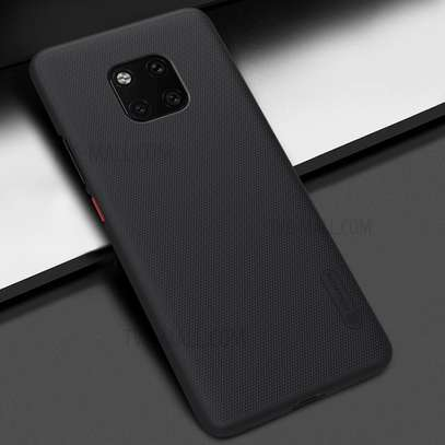 Nillkin Super Frosted Shield Matte cover case for Huawei Mate 20 Mate 20 Pro image 4