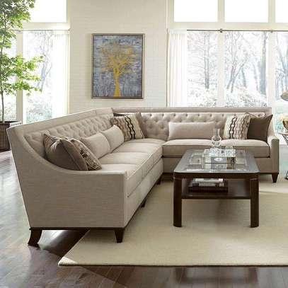 Six seater sofas for sale in Nairobi Kenya/unique sofas/sofas for sale in Nairobi Kenya/classy L shaped sofa image 1